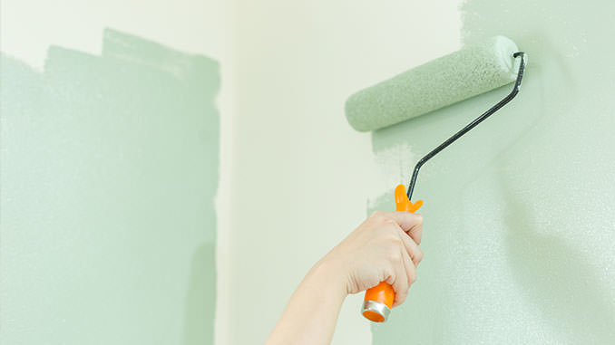 How To Clean Painted Walls With Washable Paints Trendy